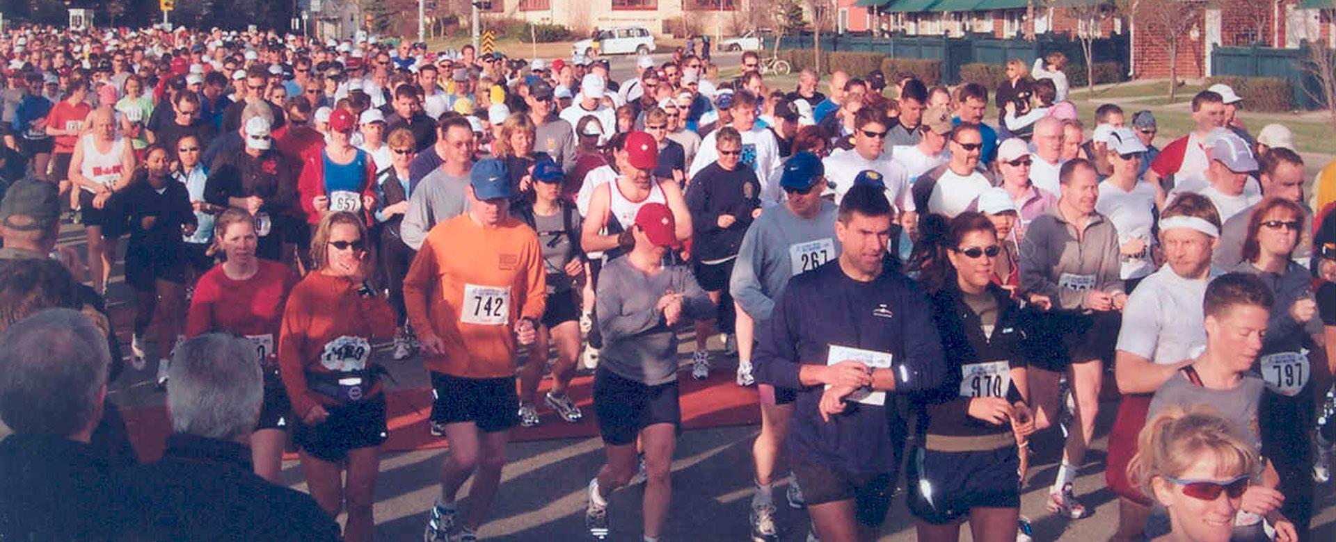About the Half Marathon